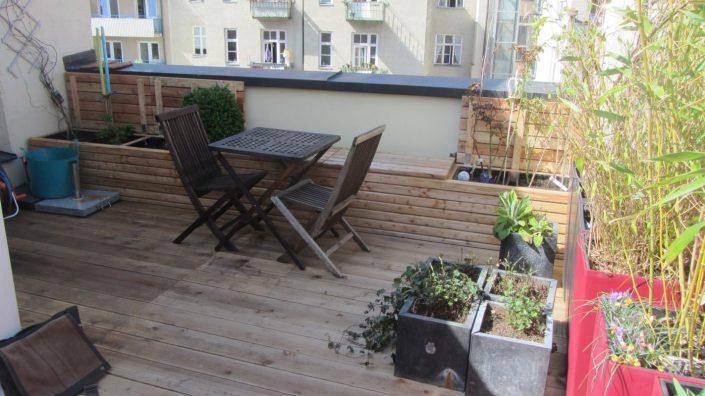 terrassenbel ge m bel zimmerei holzbau braun. Black Bedroom Furniture Sets. Home Design Ideas